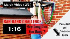 Trying to Beat the 100 second Hang Challenge second stage in Can I improve from my first hang challenge back in February ?