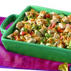 Tortellini-Chicken Alfredo