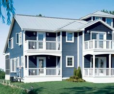 Sentry Annapolis Blue Vinyl Siding Colors For Houses Exterior
