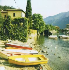 Lake Como, Italy. One of the most idyllic places. Pure heaven on earth.