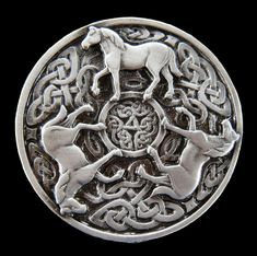 Qualified Western Bull Head Cowboy Metal Belt Buckle Eagles Hunting Belts Buckles For 4cm Belt Fashion Hebilla Accessories Men Favors Gift Fashionable Patterns Buckles & Hooks Arts,crafts & Sewing