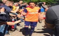 Guardado agradece felicitación del PSV