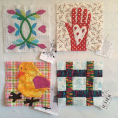 Summer Bee, Quilting, and Chuck Nohara Updates | OccasionalPiece ...