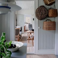House of Philia House Of Philia, Swedish Cottage, Shabby Chic Decor Living Room, Decoration Inspiration, Decor Ideas, Cottage Interiors, Scandinavian Home, Sweet Home, Villa
