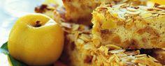 Torta di pesche con amaretti e savoiardi Sale&Pepe
