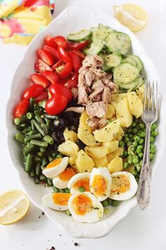 Salata Niçoise | Pasiune pentru bucatarie