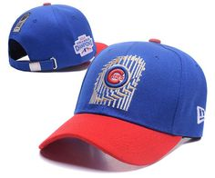 6f21579dee2 Cubs Blue 2016 World Series Champions Adjustable Hat DF