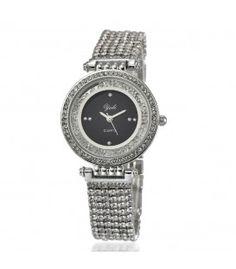 Yaki Womens Analog Quartz Wrist Watch 8008