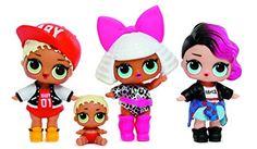 Amazon.es: LOL Surprise - Bola sorpresa con muñeca Serie 1 (Giochi Preziosi LLU00000): Juguetes y juegos