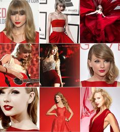 Taylor Swift RED❤