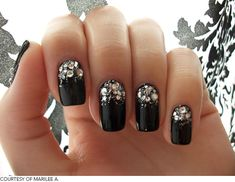 Six Prom-Perfect Nail Art Ideas   Beautylish