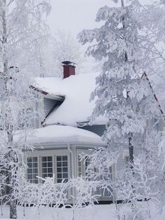 Winter | Cottages/Houses | Pinterest on imgfave