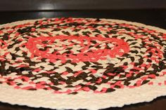 diy braided rug and other tutorials