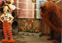 Birdlegs Snuffy; 'I AM BIG BIRD', A Film About the Man Who Has Portrayed 'Big Bird' and 'Oscar the Grouch' for the Past 45 Years