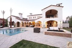 Phil Knight's House – Nike Founder, 81681 Baffin Ave., Lot 114B, La Quinta, California - page: 1