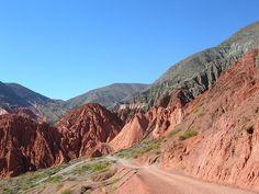 Paseo de Los Colorados, Purmamarca