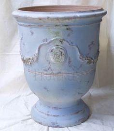 Sky Blue Urn