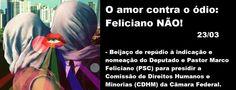O novo presidente da Comissão de Direitos Humanos da Câmara, Marco Feliciano, é acusado por movimentos sociais e outros parlamentares de ser homofóbico, machista e racista.