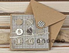 scrapbooking - kartki okolicznościowe-Kartka na ślub Cardmaking, Advent Calendar, Scrapbook, Holiday Decor, Birthday, Advent Calenders, Scrapbooking, Card Making, Guest Books