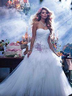 憧れのウエディングドレス主役はディズニープリンセスの29枚目の写真