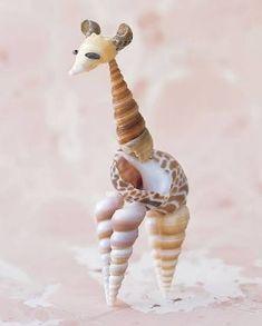Resultado de imagem para shell animals craft