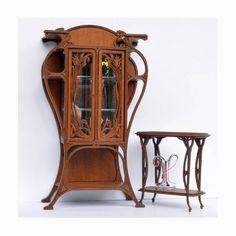 Oh, Just Your Own Miniature Art Nouveau Palace for Sale