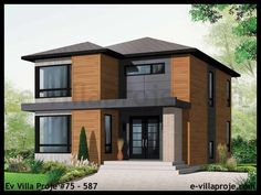 Ev Villa Proje #75 – 587   Avrupa Villa Projeleri