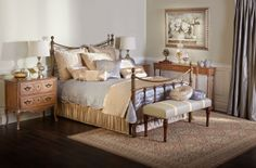 Finley Bed | Bombay Canada