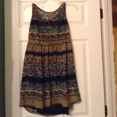 Cute summer dress!! Ready for those beach and party days!! BeBop Dresses Mini