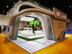 Pico activated a stand for the Dubai Electricity and Water Authority at the…