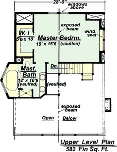 A Frame Cabin Plan Boulder Mountain Cabin House Plans