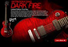 Gibson Dark Fire