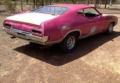 1972 FORD FALCON 500 XA