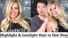 Guy Tang Highlights and Lowlights In One Step! Guy Tang Blonde, Guy Tang Hair, Blue Purple Hair, Pink Blonde Hair, Color Correction Hair, Men Hair Color, Hair Colour, Hair Color Remover, Low Lights Hair