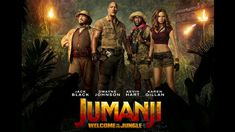 In This movie story four teenagers are sucked into a magical video game, and the only way they can escape is to work together to finish the game. Get Jumanji 2 Welcome To The Jungle Movie counter without paying money.