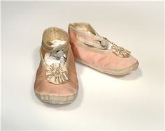 American pair of baby shoes, ca. 1900. Wadsworth Atheneum Collection Valley College, Body Adornment, Baby Shoes, Footwear, Pairs, American, Sneakers, Collection, Fashion