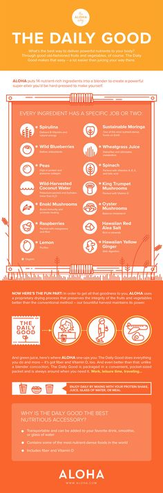14 Nutrient-Rich Ingredients For Awesome Juicing (Infographic)