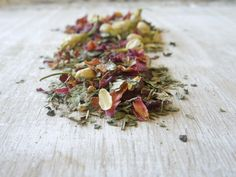 Quite Time Organic Herbal Loose Tea by newagegirl88 on Etsy