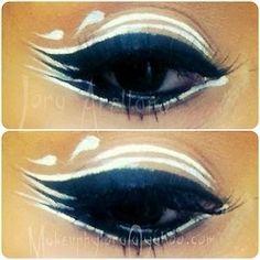 Rave makeup!  | followpics.co