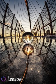 Golden hour. Reflection photography, Lensball shot. A Magical Photography Accessory. Capture your World in 180° degrees! 🌎 Over 100,000 active users already! 📸🔥 Get Yours ➡ Lensball.com We love all the Lensball photos being shared by you here on Pinterest! 🔮📌 So we created the code PIN5 which will save you 5% on your Lensball purchase! 🖤 Magical Photography, Reflection Photography, Sunset Photography, Bubble Photography, Photography Ideas, Inspirational Quotes Wallpapers, Scenery Wallpaper, Wallpaper Quotes, Beautiful Nature Wallpaper