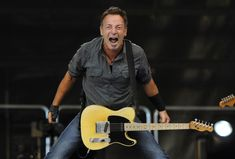 Bruce Springsteen And The E Street band will be returning to the UK this summer to bring their 'The River Tour' to stadiums across the country. Source: Win Tickets To See Bruce Springsteen At The Etihad Stadium, Manchester. Bruce Springsteen Tickets, Springsteen Concert, Live Music, Good Music, My Music, Elvis Presley, E Street Band, Win Tickets, Dancing In The Dark