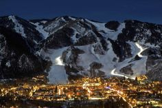 Longtemps une destination huppée nichée dans une superbe vallée des Rocheuses du Colorado, Aspen est devenue au cours des dernières années l'une des capitales mondiales des sports extrêmes, notamment avec l'organisation des X Games.