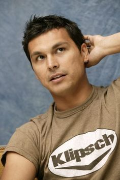 Adam Beach - yes please.  Oh Canada!  So  proud to be Canadian.  We make such beautiful things ;)