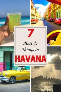 7 Must do things in Havana, Cuba   Epicurious Passport