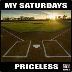 Definitely my Saturdays & Sundays