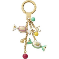 ▁⋚▄☞ Louis Vuitton Key Rings Delice Key Holder M65999 Bwj ,☞☞☞ For Sale Now... ❤❤♥