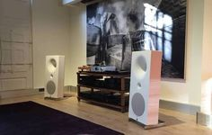 Rockport Technologies Altair Loudspeakers Parmenter Sound