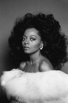Diana Ross.