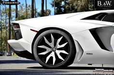 Forgiato's Latest Wheel Design! Inspired By The Sharp Lines And Aggressive Looks Of The Lamborghini Aventador   Flickr - Photo Sharing!