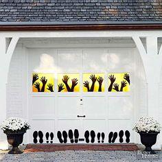 42 Super Smart Last Minute DIY Halloween-Dekorationen, Homesthetics Dekor Ideen (1)